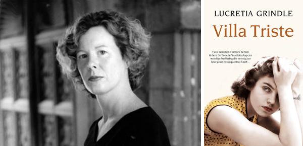 'Villa Triste' van Lucretia Grindle