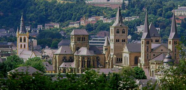 Stedentrip Trier en omgeving