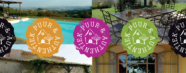 Puur & Authentieke vakantiehuizen Europa