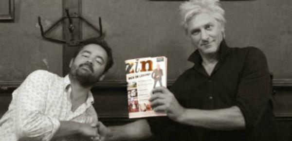 Rick de Leeuw eenmalig als hoofdredacteur van Zin