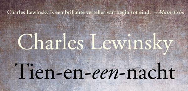 Win luisterboek van Charles Lewinsky