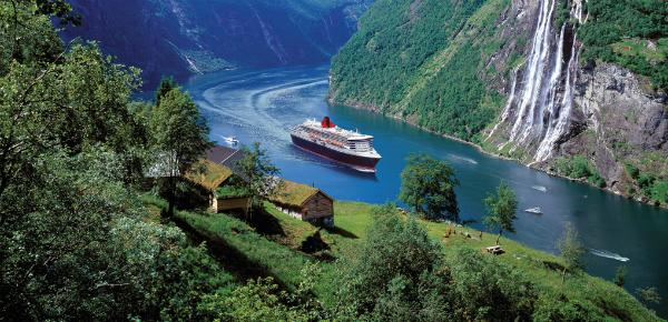 Baltische Zee cruise