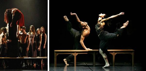 Dans met passie