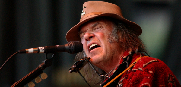 Win: CD van Neil Young