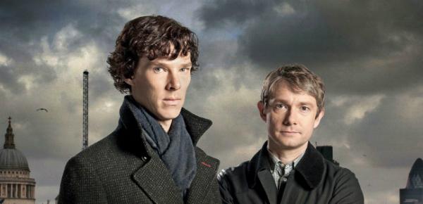 3 seizoenen Sherlock