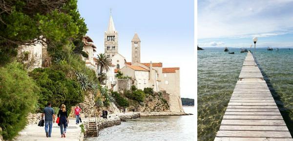 Op stap met een local in Kroatië: Rab