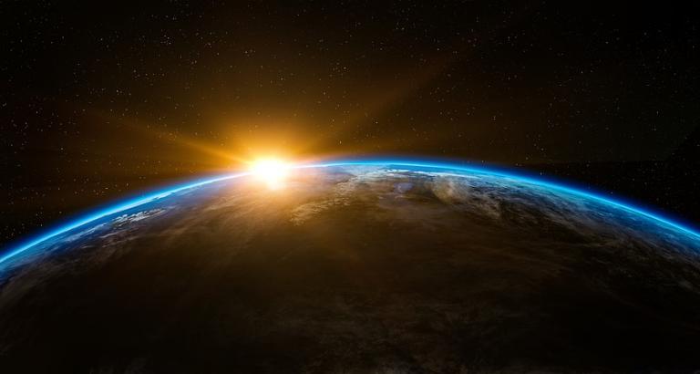 De aarde als stad