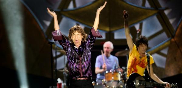 Dit wist u nog niet over het Stonesoptreden op Pinkpop