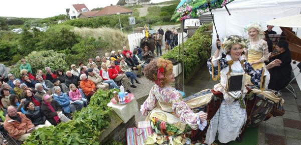 Cultuur aan Zee in Noordwijk!