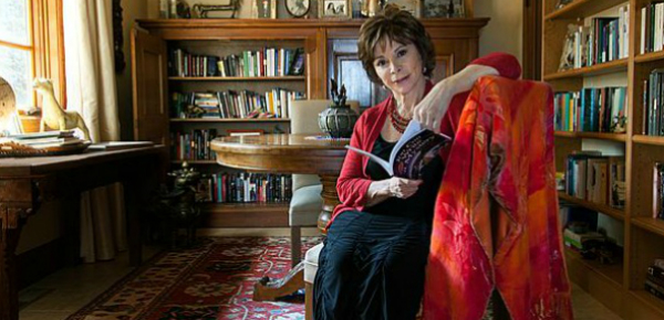 Thuis bij Isabel Allende
