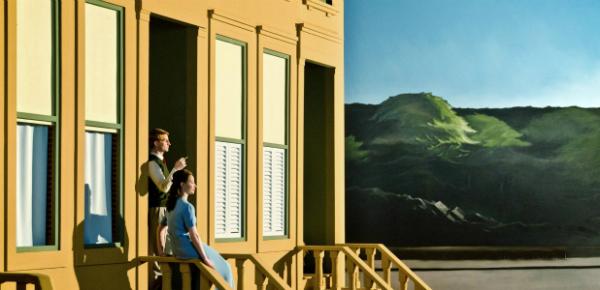 Ja! Ze leven: Hoppers schilderijen