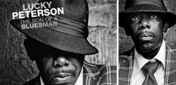 The son of a bluesman – Lucky Peterson
