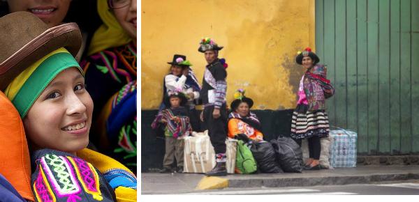 Parels van Peru