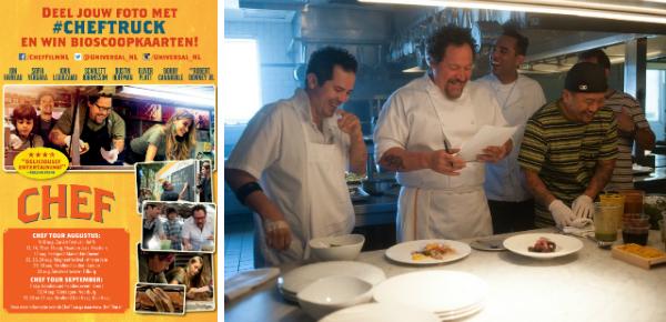 5 redenen om 'Chef' te zien