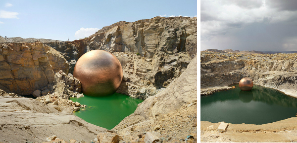 Verlaten goudmijnen: schrijnend en betoverend