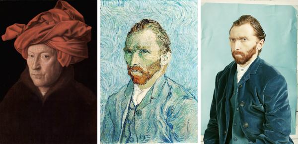 5x bijzondere zelfportretten