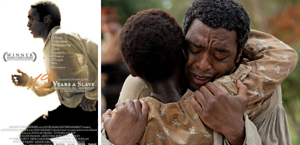 12 Years a Slave wint Parel