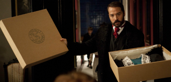 Hallo, Mr. Selfridge