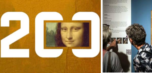 Laatste kans: de 200 beroemdste schilderijen in één ruimte