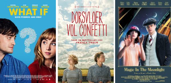 Filmfeestje: goedkoop naar de bioscoop