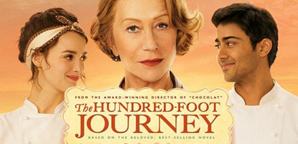 5 redenen om 'The Hundred-Foot Journey' te zien