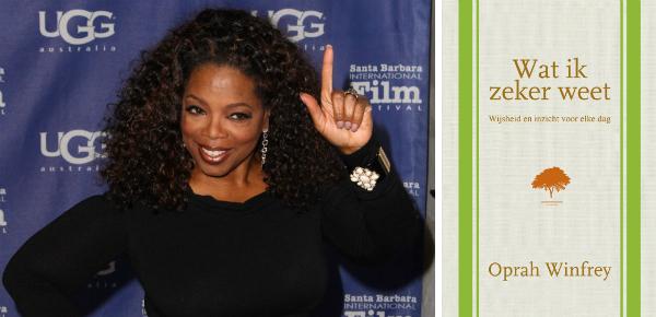 Oprah's wijsheden