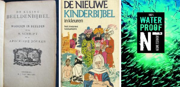 Van prentenboek tot waterproof