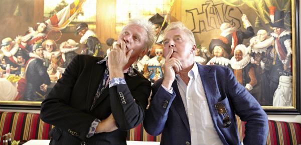 Rick de Leeuw & André van Duin