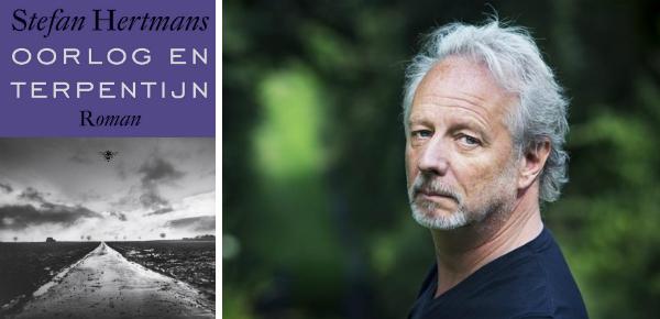 Oorlog en terpentijn: het boek achterna