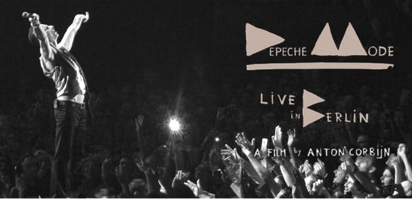 Depeche Mode, Berlijn & Anton Corbijn