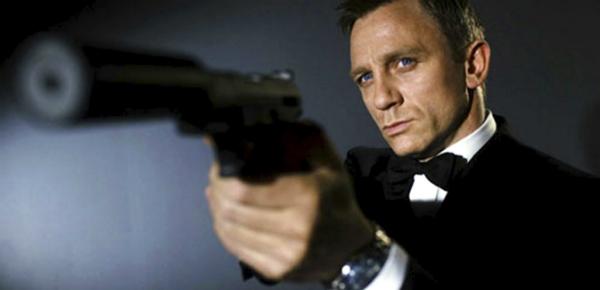 De nieuwe Bond. James Bond