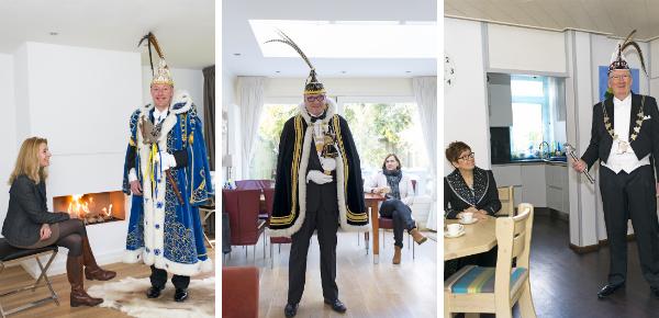 Prins Carnaval & Zijn Vrouw