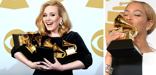 And the Grammy goes to…