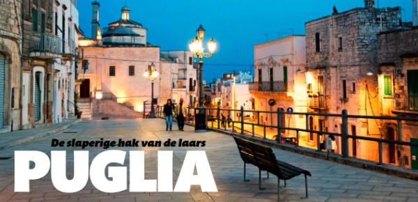 Ontdek de charme van Puglia