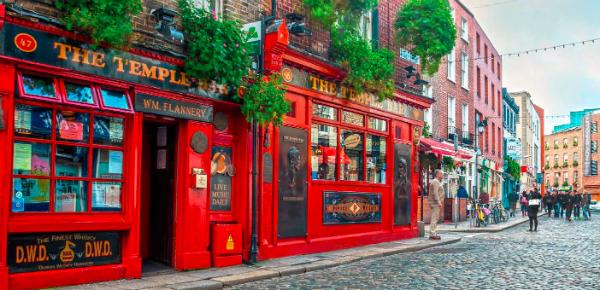 Bruisend Dublin