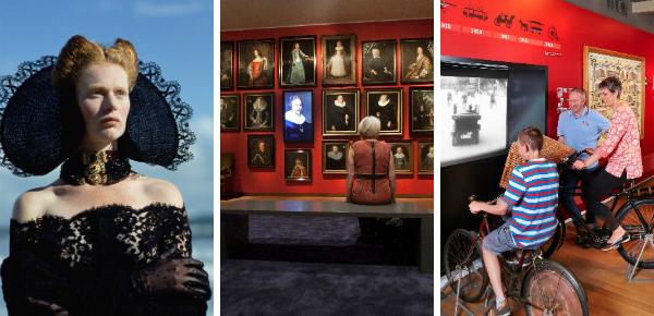 En het mooiste museum is…