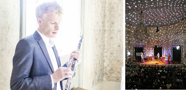 Buitengewone klarinet