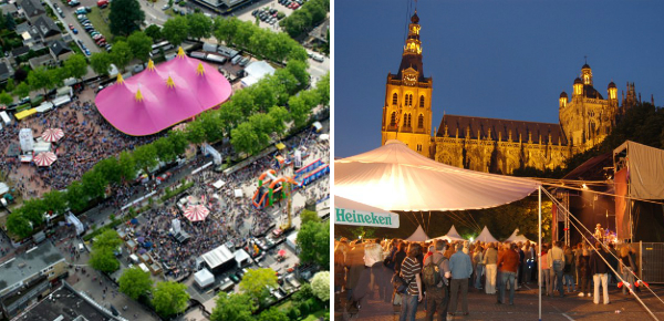 Fijne (gratis!) festivals