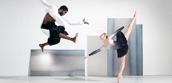 De hiphopper, de ballerina en de kleerkast