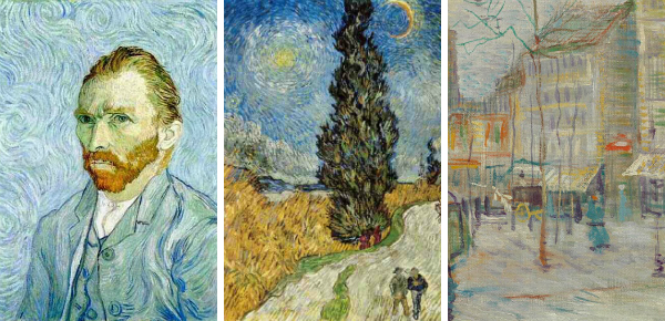 Op reis met Vincent van Gogh