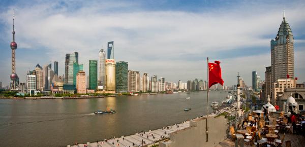 Bonjour Shanghai