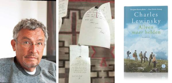 Rick de Leeuw interviewt Charles Lewinsky