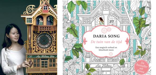 Win: kleurboek met een verhaal