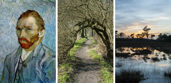 3x van Gogh in Breda