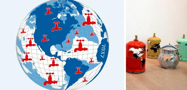 Win een Global Imaginations Dinerbord!