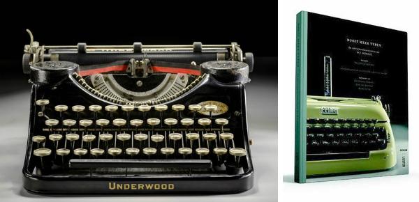De schrijfmachine van W.F. Hermans