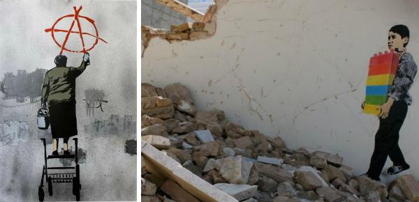 Vergeet Banksy, hier zijn ICY and SOT!