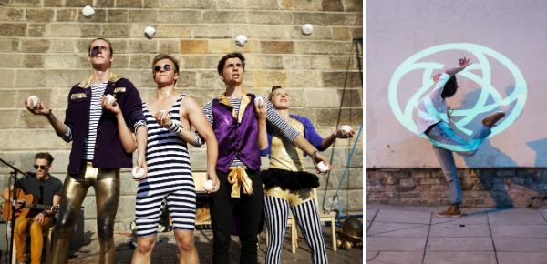Spoffin: straatkunst in Amersfoort
