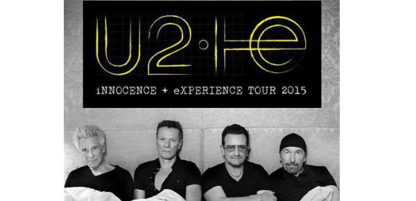 De onschuld en ervaring van U2
