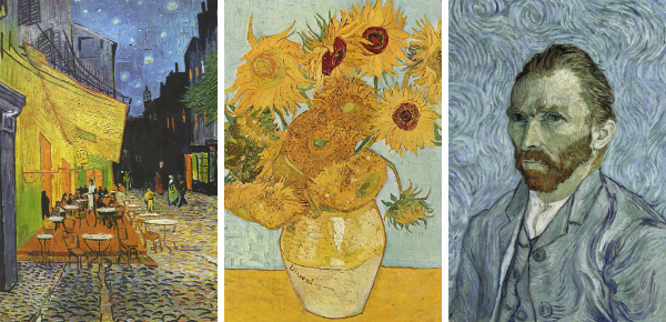 Het mooiste van Van Gogh